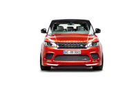 2014 Red AC Schnitzer Land Rover Range Rover front view wallpaper 2560x1600 jpg