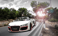 2014 Regula Tuning Audi R8 Spyder wallpaper 2560x1600 jpg