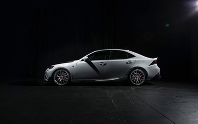 2014 SEIBON Carbon Lexus IS 350 F Sport [2] wallpaper