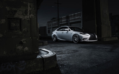 2014 SEIBON Carbon Lexus IS 350 F Sport wallpaper