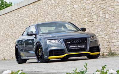 2014 Senner Tuning Audi RS5 Coupe [2] wallpaper