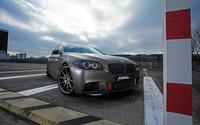 2014 Silver Fostla BMW 550i wallpaper 2560x1600 jpg