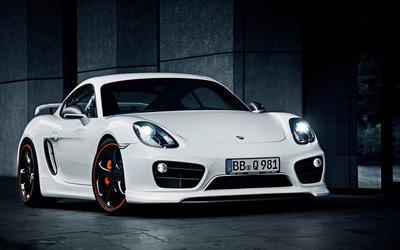 2014 TechArt Porsche Cayman [2] wallpaper