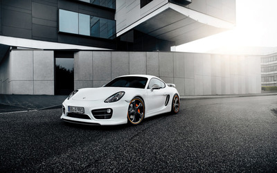 2014 TechArt Porsche Cayman [4] wallpaper