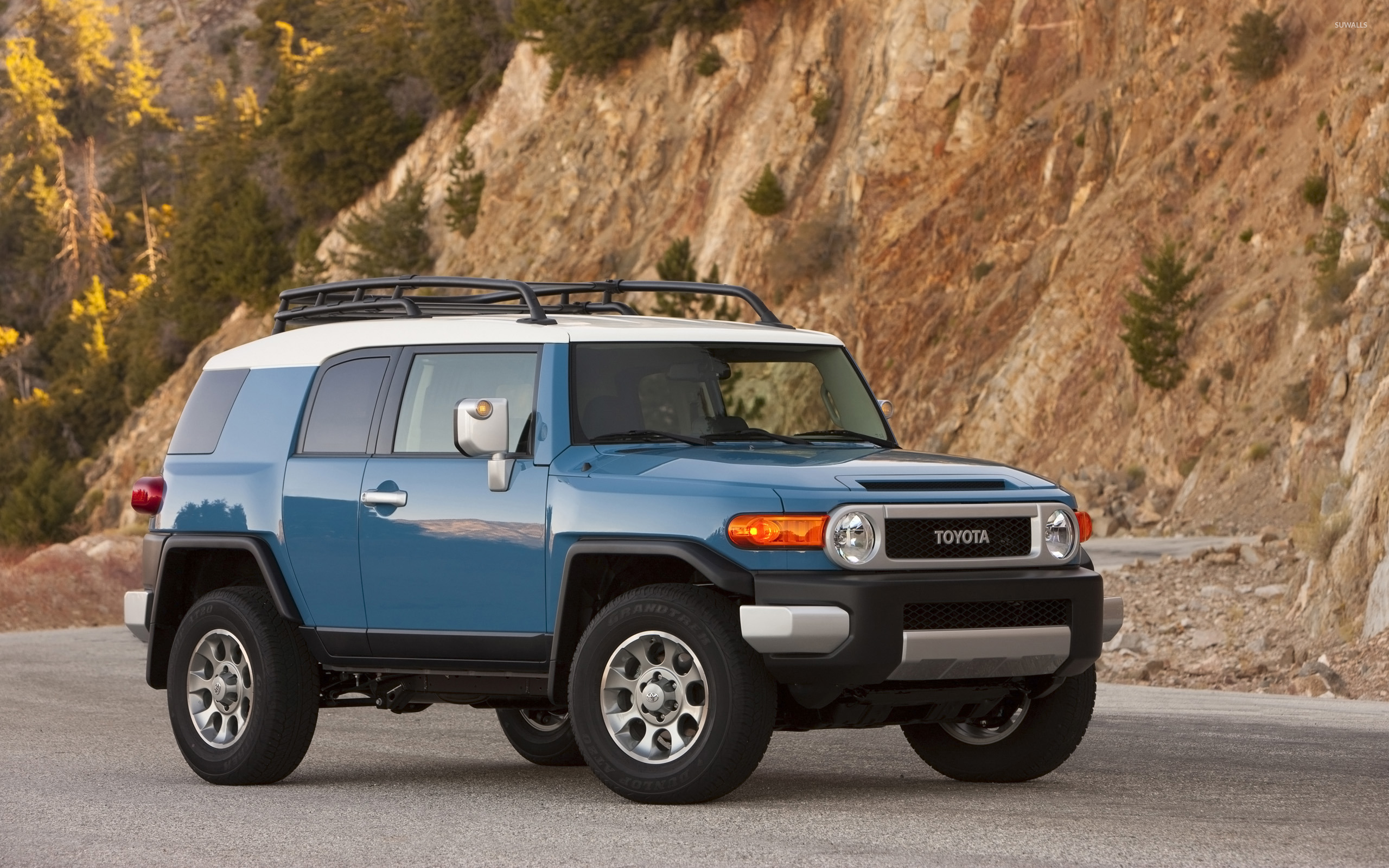 2014 Toyota FJ Cruiser wallpaper  Car wallpapers  24613