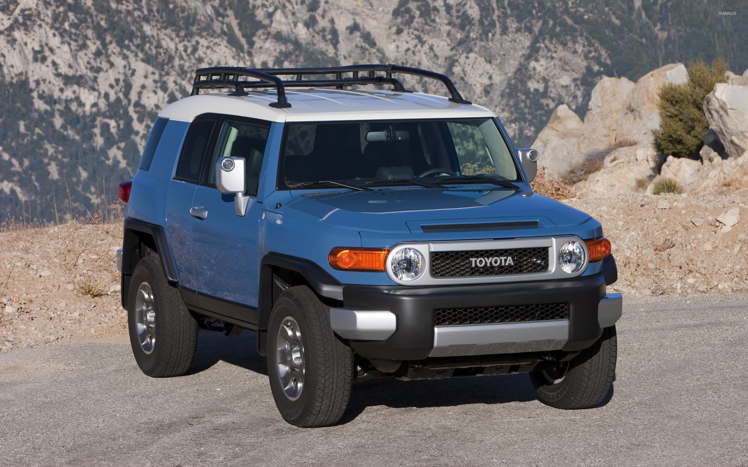 2014 Toyota FJ Cruiser 3 wallpaper  Car wallpapers  24629