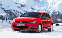 2014 Volkswagen Golf 4MOTION wallpaper 1920x1080 jpg