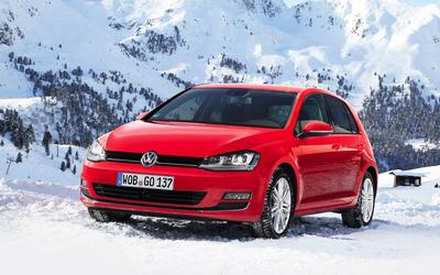 2014 Volkswagen Golf 4MOTION wallpaper
