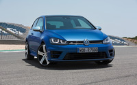2014 Volkswagen Golf R [2] wallpaper 2560x1600 jpg