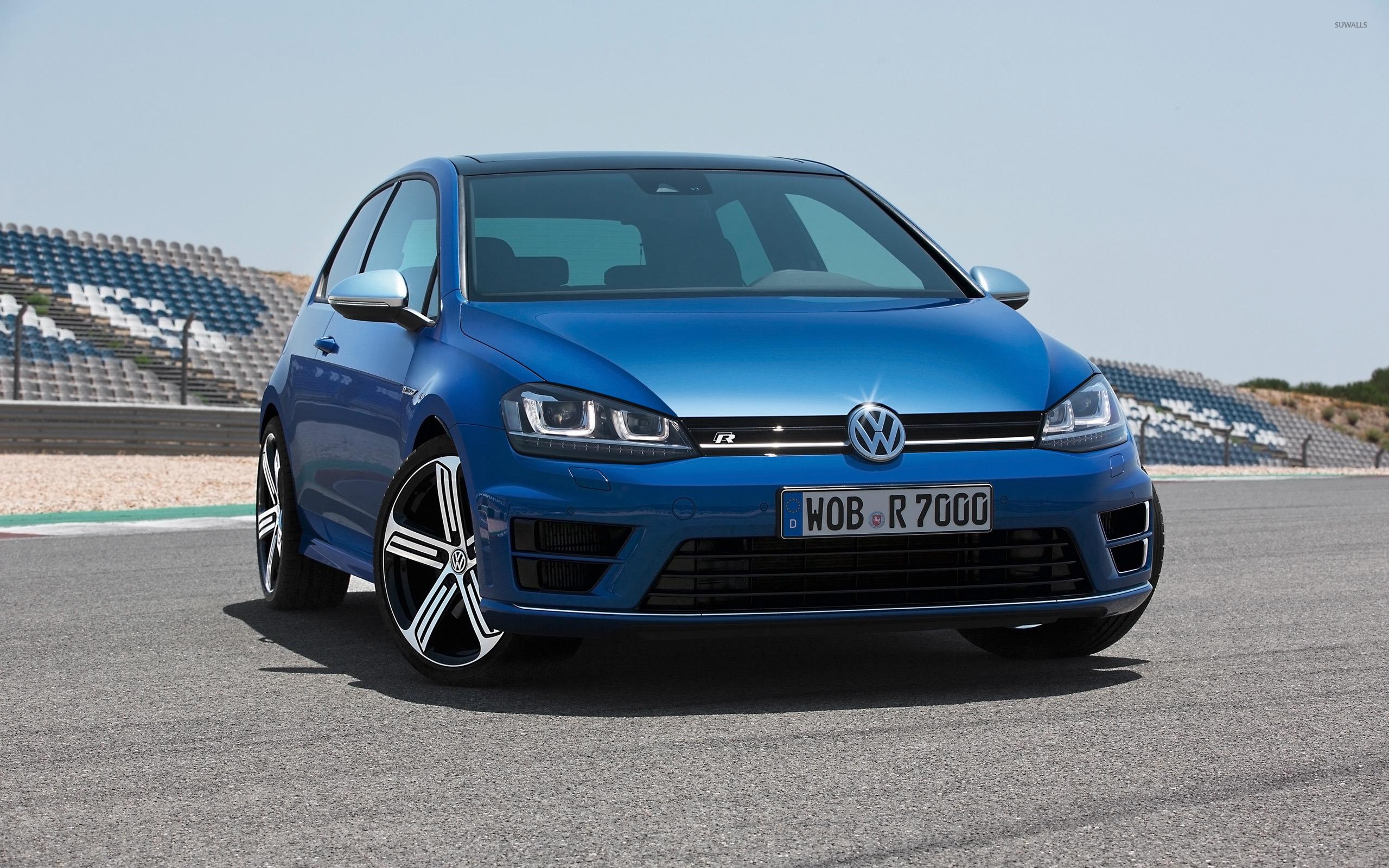 2014 Volkswagen Golf R 2 Wallpaper