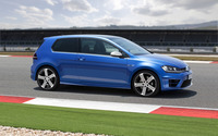 2014 Volkswagen Golf R [3] wallpaper 2560x1600 jpg