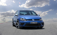 2014 Volkswagen Golf R wallpaper 2560x1600 jpg