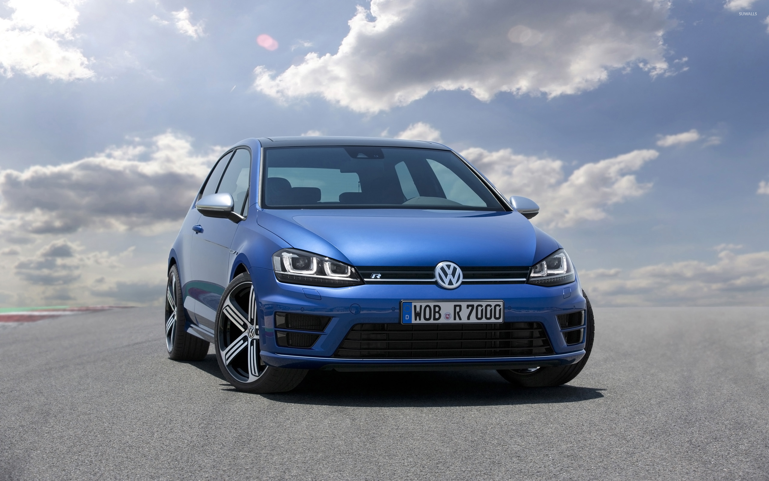 2014 Volkswagen Golf R wallpaper