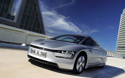 2014 Volkswagen XL1 [2] wallpaper