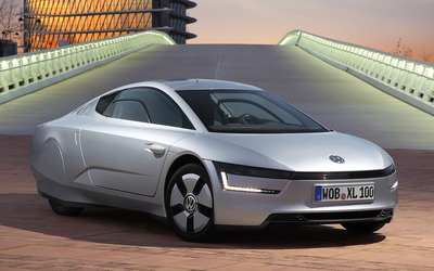 2014 Volkswagen XL1 wallpaper