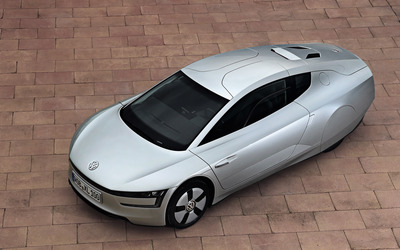 2014 Volkswagen XL1 [3] wallpaper