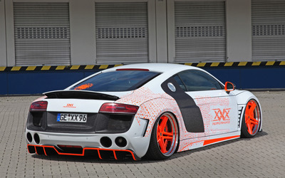 2014 xXx Performance Audi R8 [10] wallpaper