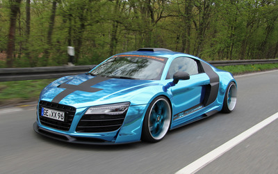 2014 xXx Performance Audi R8 wallpaper