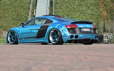 2014 xXx Performance Audi R8 [5] wallpaper