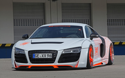 2014 xXx Performance Audi R8 [6] wallpaper