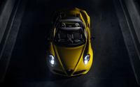 2015 Alfa Romeo 4C Spider [19] wallpaper 2560x1600 jpg