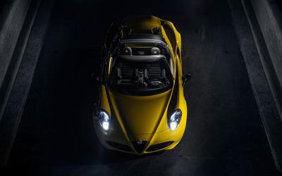 2015 Alfa Romeo 4C Spider [19] wallpaper