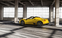 2015 Alfa Romeo 4C Spider [18] wallpaper 2560x1600 jpg