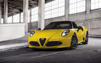 2015 Alfa Romeo 4C Spider [6] wallpaper 2560x1600 jpg