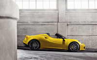 2015 Alfa Romeo 4C Spider [15] wallpaper 2560x1600 jpg