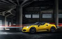 2015 Alfa Romeo 4C Spider [16] wallpaper 2560x1600 jpg