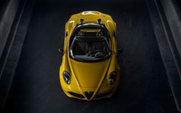 2015 Alfa Romeo 4C Spider [24] wallpaper 2560x1600 jpg