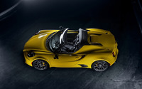 2015 Alfa Romeo 4C Spider [17] wallpaper 2560x1600 jpg
