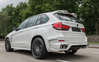 2015 ART BMW X5 back side view [2] wallpaper 1920x1080 jpg