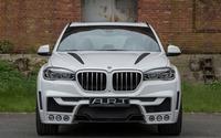 2015 ART BMW X5 front view wallpaper 1920x1080 jpg