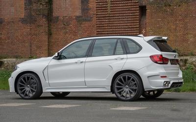 2015 ART BMW X5 side view Wallpaper