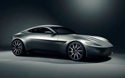 2015 Aston Martin DB10 wallpaper