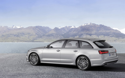 2015 Audi A6 [19] wallpaper