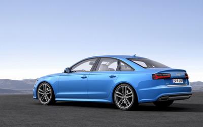 2015 Audi A6 [7] wallpaper