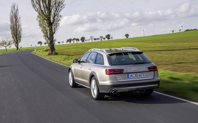 2015 Audi A6 [18] wallpaper