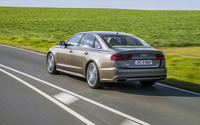 2015 Audi A6 [15] wallpaper 2560x1600 jpg