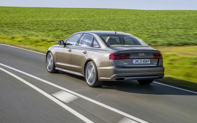 2015 Audi A6 [15] wallpaper