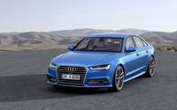 2015 Audi A6 [2] wallpaper 2560x1600 jpg