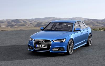 2015 Audi A6 [2] wallpaper