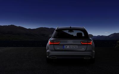 2015 Audi A6 [5] wallpaper