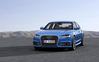 2015 Audi A6 [6] wallpaper 2560x1600 jpg