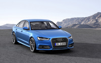 2015 Audi A6 [3] wallpaper 2560x1600 jpg