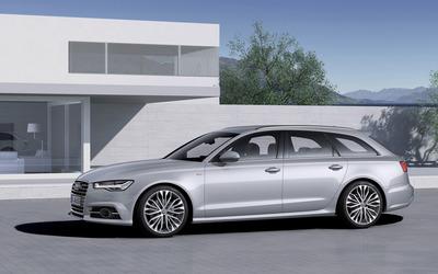 2015 Audi A6 [12] wallpaper