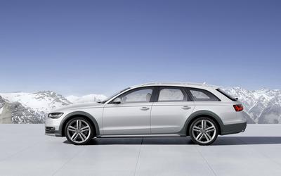 2015 Audi A6 allroad quattro [2] wallpaper