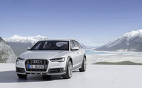 2015 Audi A6 allroad quattro wallpaper 2560x1600 jpg