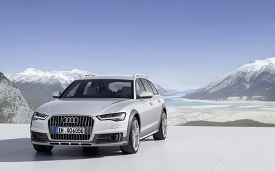 2015 Audi A6 allroad quattro wallpaper